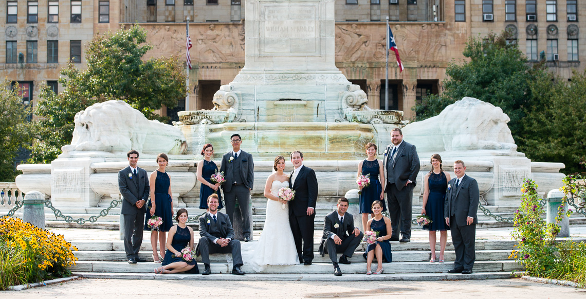 Buffalo Wedding Photography Obriens Sleepy Hollow