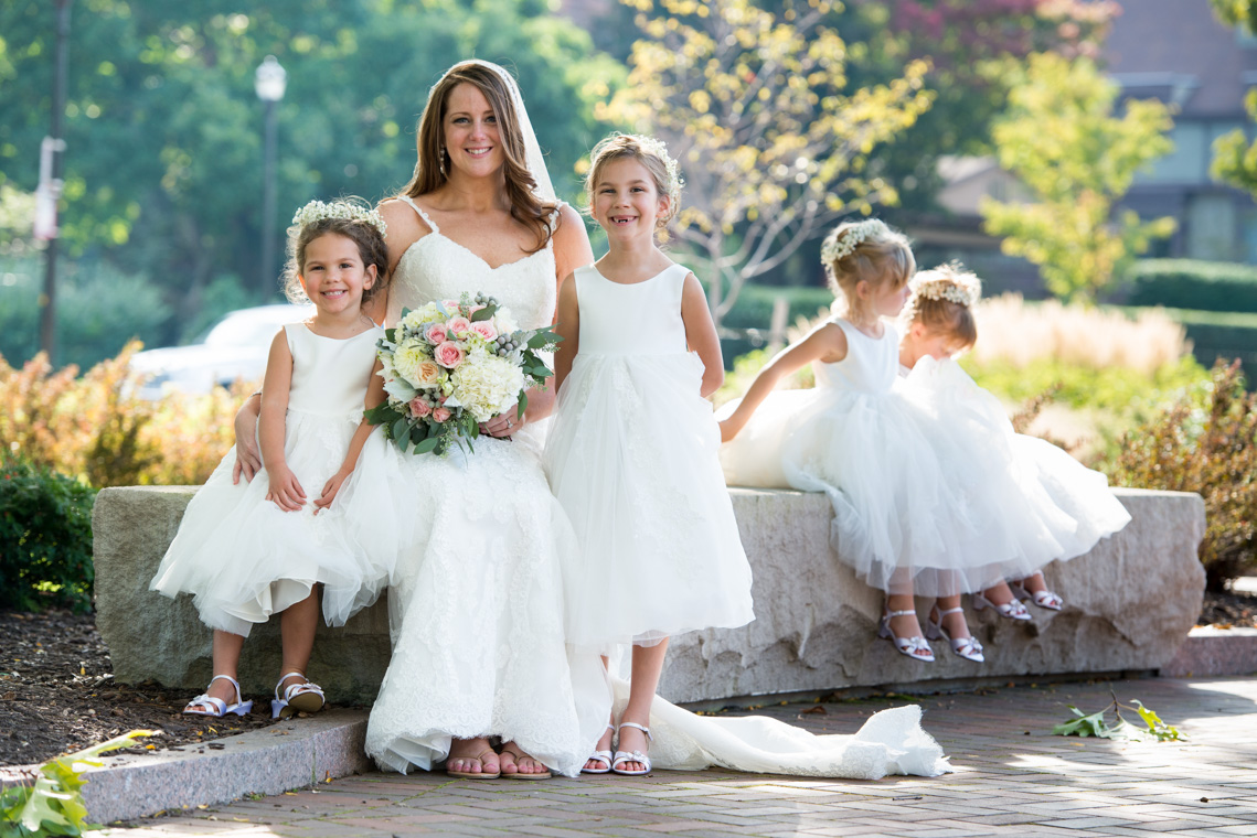 Memorial Art Gallery MAG Wedding Rochester Photographers Erica Justin